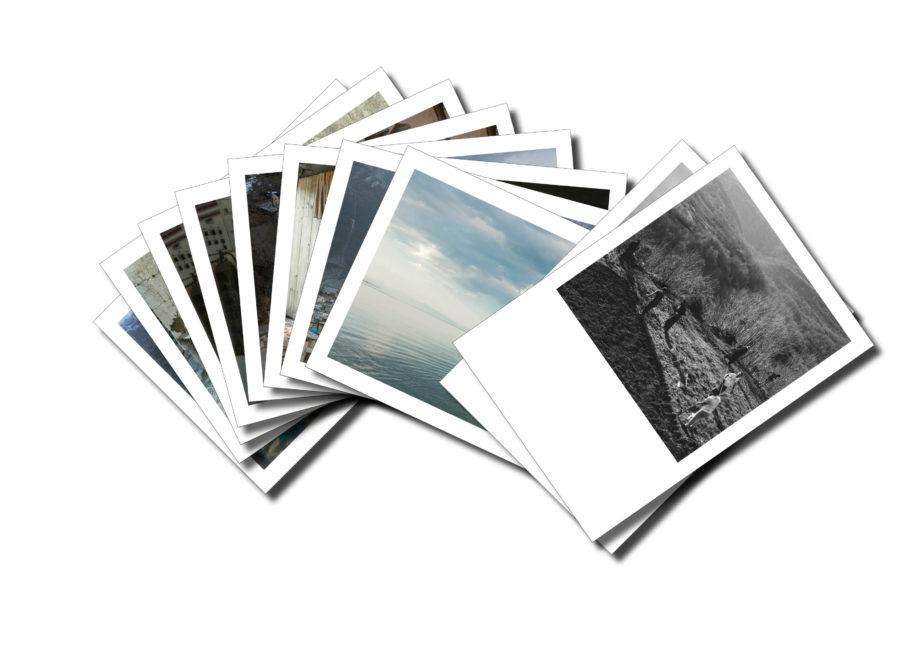 ansichtkaarten set