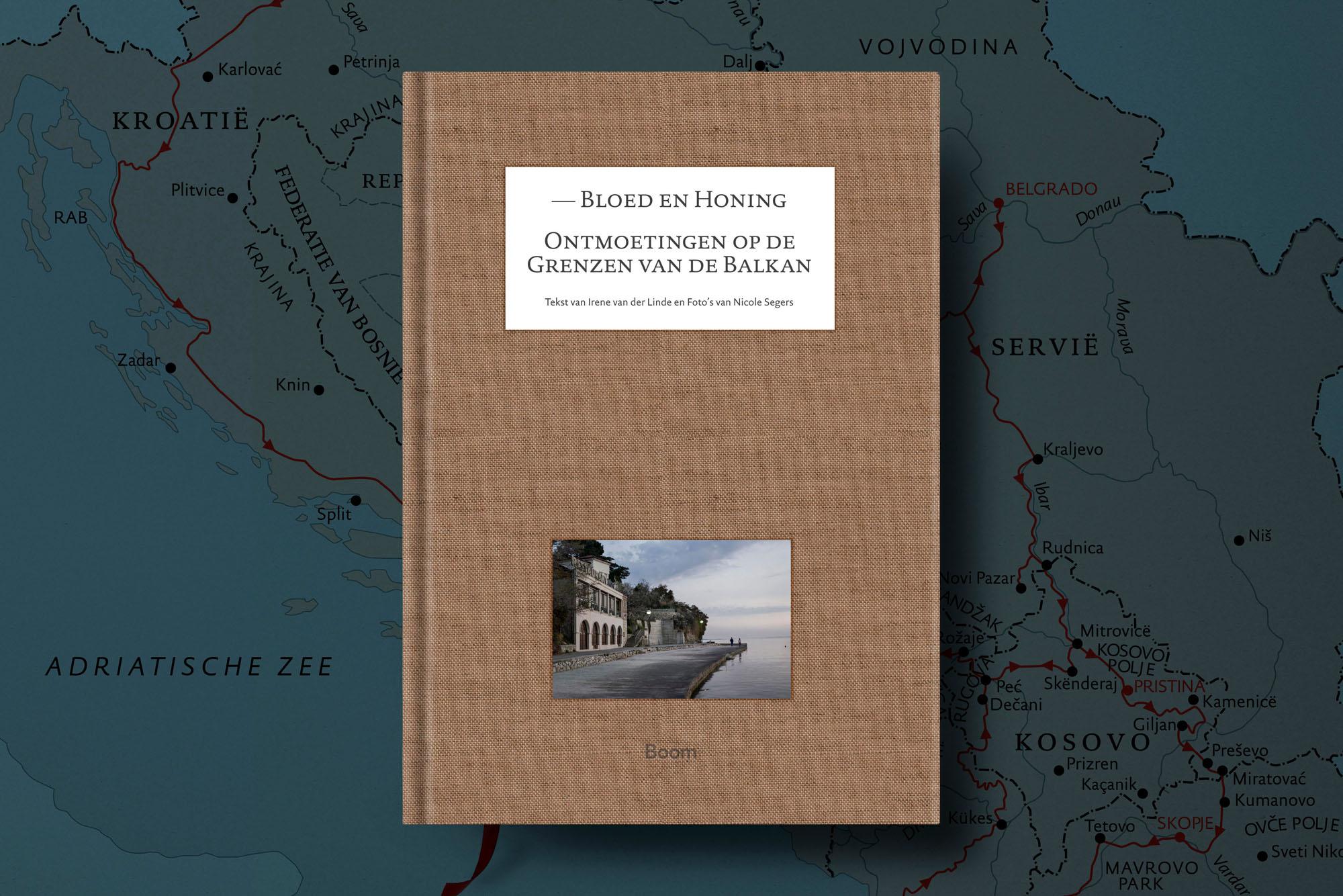 Bloed en Honing door Irene van der Linde & Nicole Segers